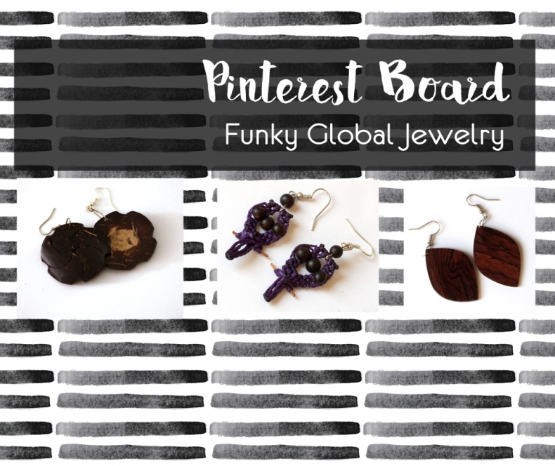 Pinterest Inspiration: Funky Global Jewelry