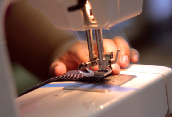 A Peek Into Sewing Class