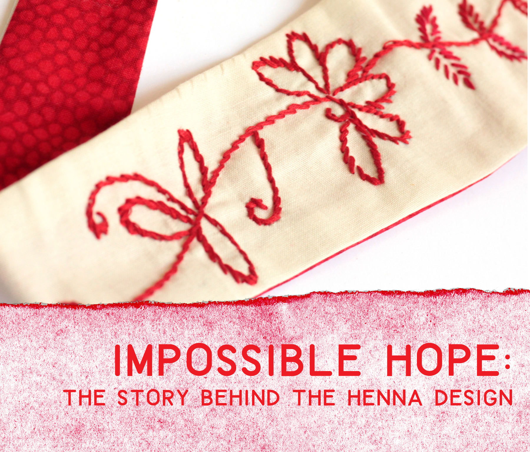 Henna Head Ties: Hope Against Hope