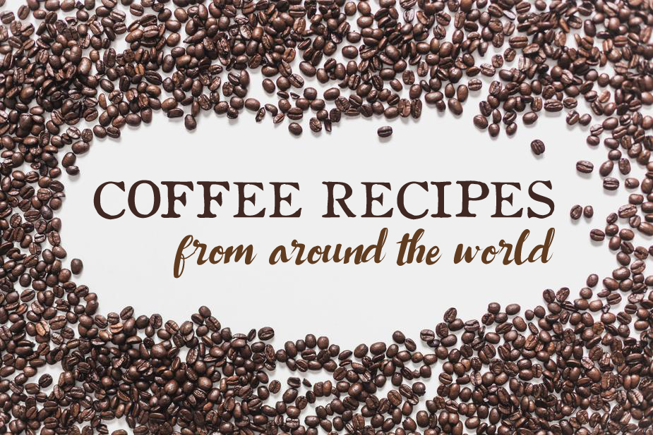 Coffee Time: World Recipes Edition