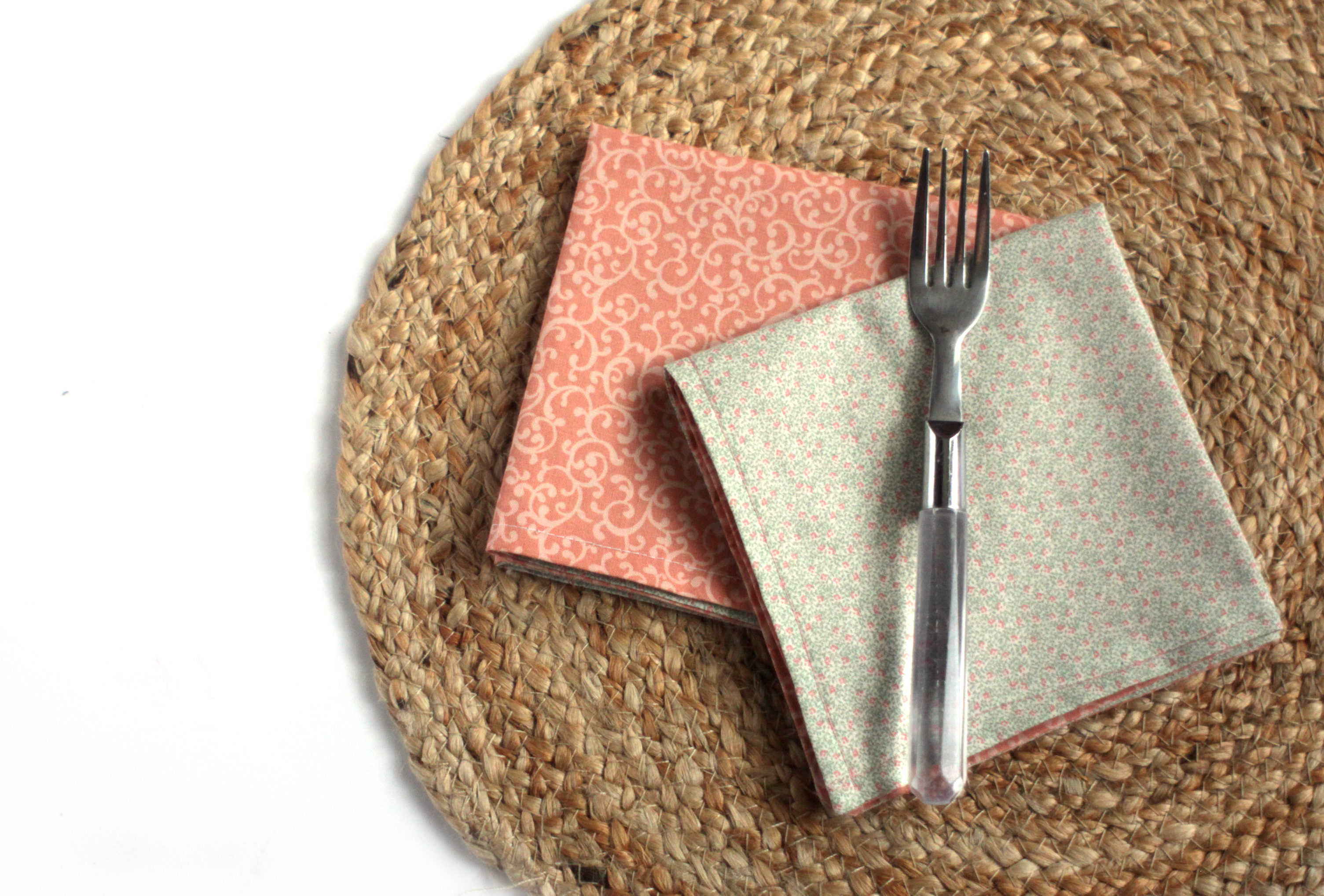Choose Reusable Napkins