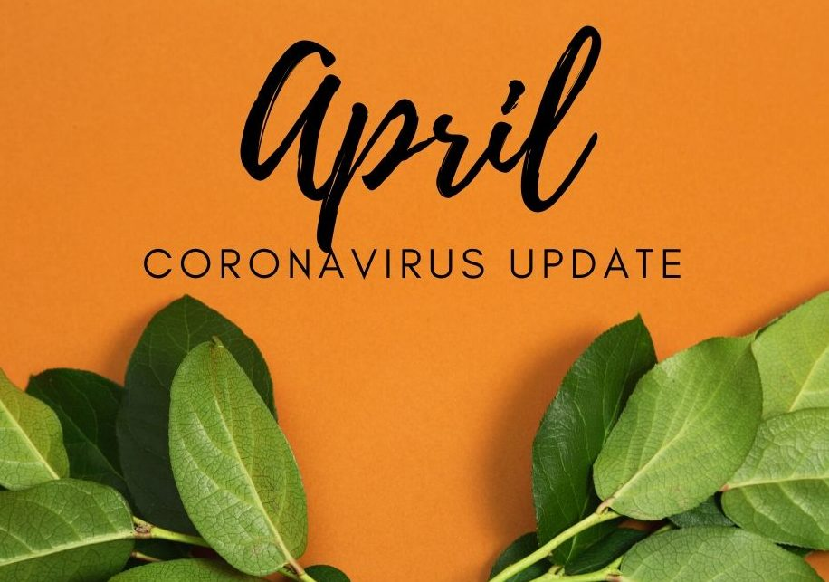 Whatsapp and Klutz kits: April Coronavirus Update