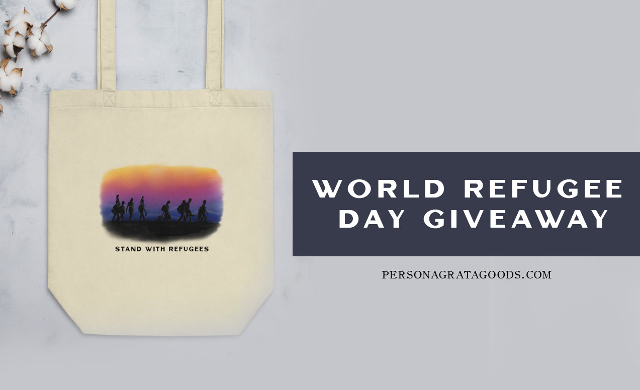 World Refugee Day Giveaway!